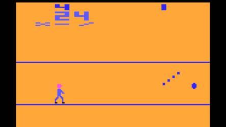 Bowling Atari