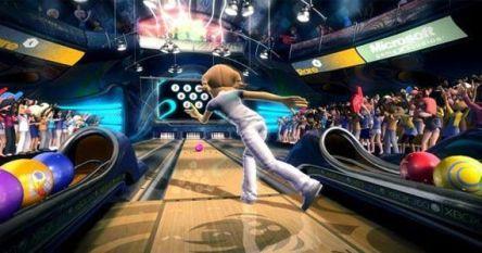 Bowling Kinect
