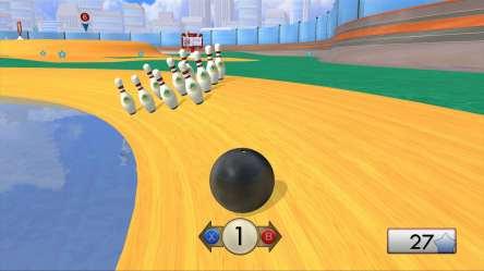 Bowling Rocket Bowl