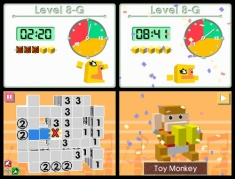 Picross 3D play