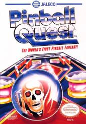 Pinball Quest American Box Art