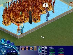 Sims Evil
