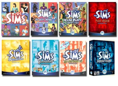 Sims Expansions