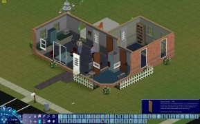 Sims Play