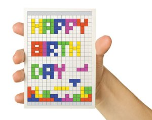 Tetris birthday