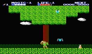 Zelda 2 play