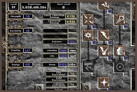 Diablo 2 tech tree