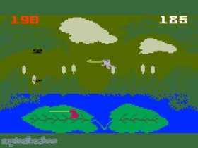 Frog Bog play
