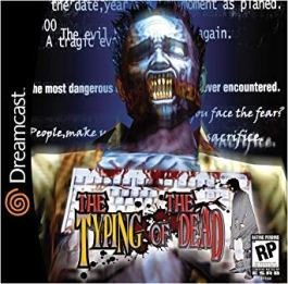Typing of the Dead cover